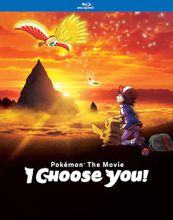 "Viz Media Releases ""Pokemon The Movie: I Choose You"" See Ash and Pikachu meet!"