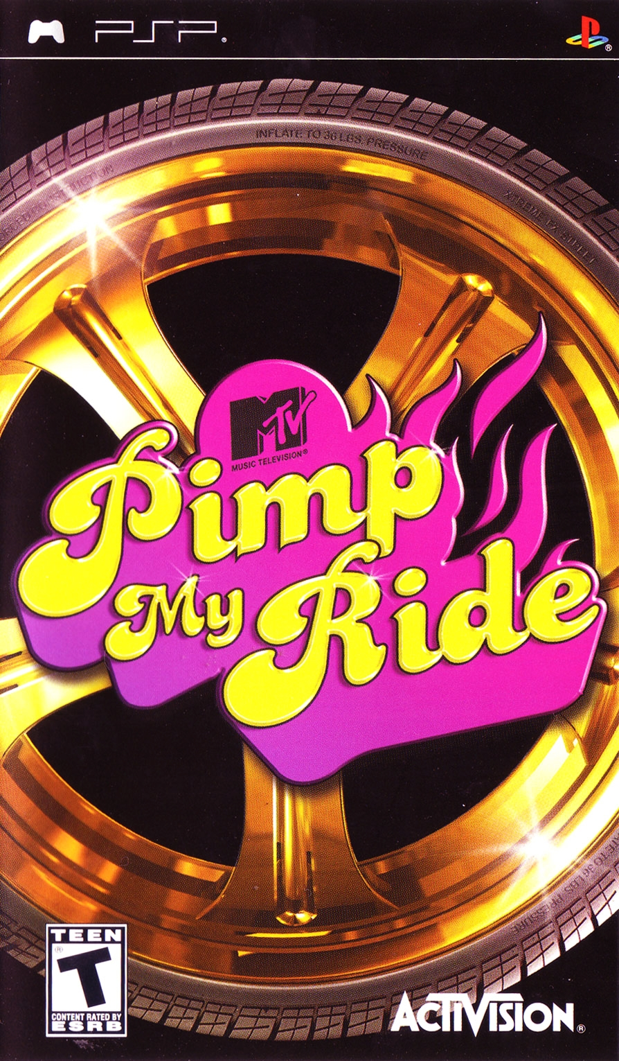 Pimp My Ride - PSP - ISO Download