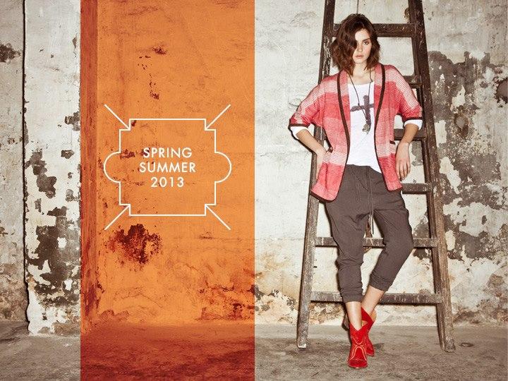 41ee17133 HAKEI  Colección primavera-verano 2013 - Look and Chic