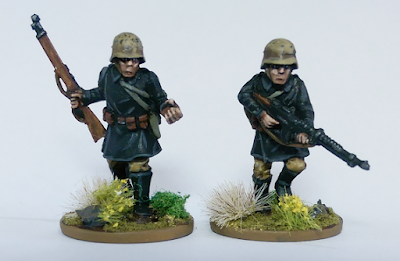 Polish BAR 10th Mech Brigade 28mm