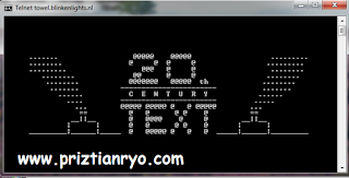Cara Nonton Film StarWars di CMD (CommandPrompt)
