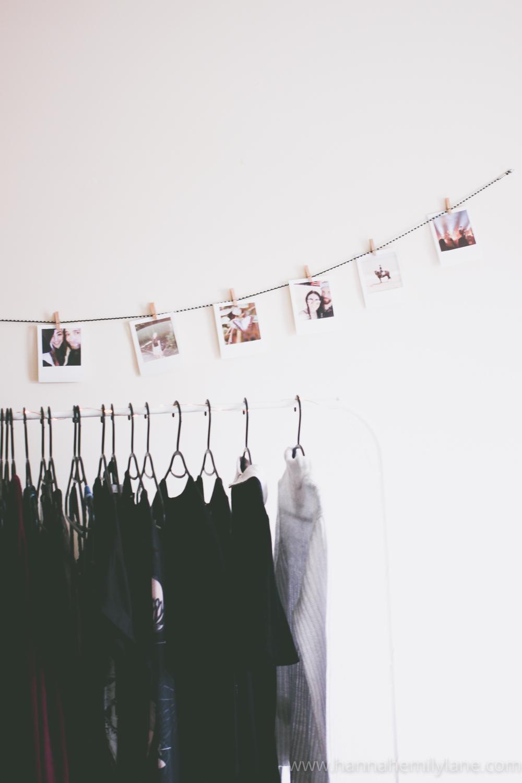 DIY: How To Make Polaroids | www.hannahemilylane.com