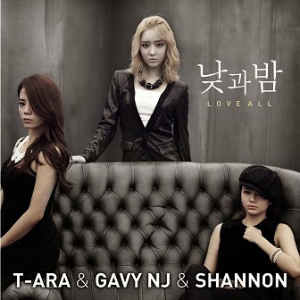 T-ara Ft Shannon & Gavy NJ Day And Night English Translation Lyrics