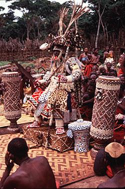 Mushenge, Congo Photographie par Eliot Elisofon 1970 Eliot Elisofon Archives photographiques, Musée national d'art africain