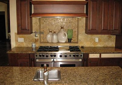 Kitchen Wall Tile Designs Photo