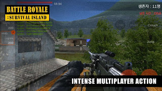 Battle Royal : Survival Island Apk - Free Download Android Game