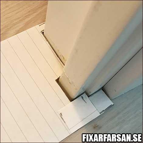 Kopiera-Dörrkarm-Form-Bygga-Specialtröskel