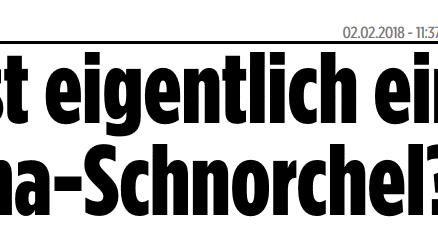 vagina-schnorchel