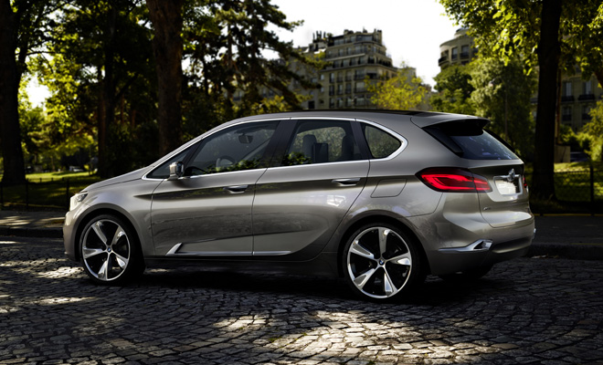 2014 BMW 2-Series MPV