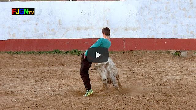 Capea en El Arenal Cabanes 2017