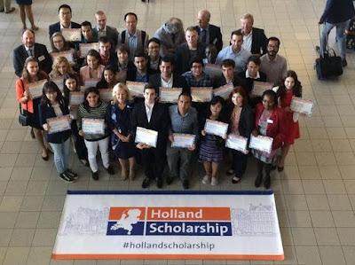 collegeforbes.com Holland Master Scholarship  For International Students