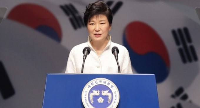 South Korea President Park Geun-Hye Ousted By Court