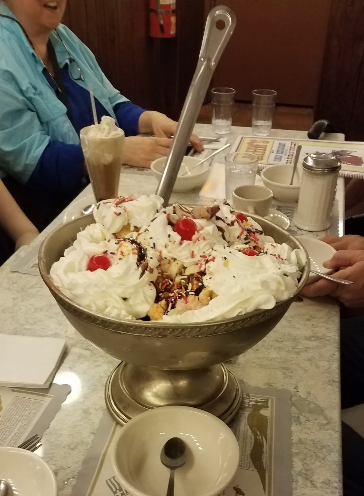 Scoops Sundaes Sprinkles And Shakes Jahn S Family Restaurant And Ice Cream Parlor Birthday Edition