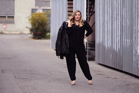 Outfit: Black is beautiful  | Theodora Flipper