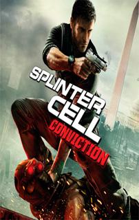 تحميل لعبة Tom Clancys Splinter Cell Conviction كاملة مجانا