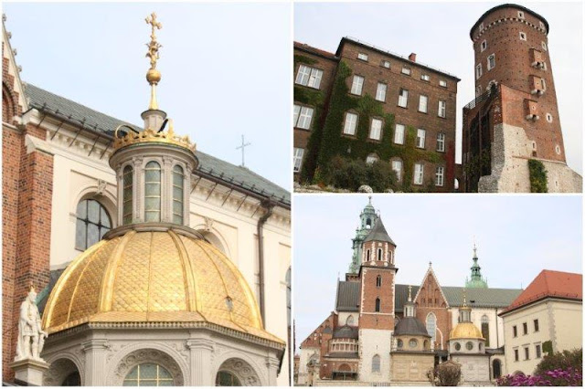 Catedral de Wavel – Torre Sandomierska en Wavel, Cracovia