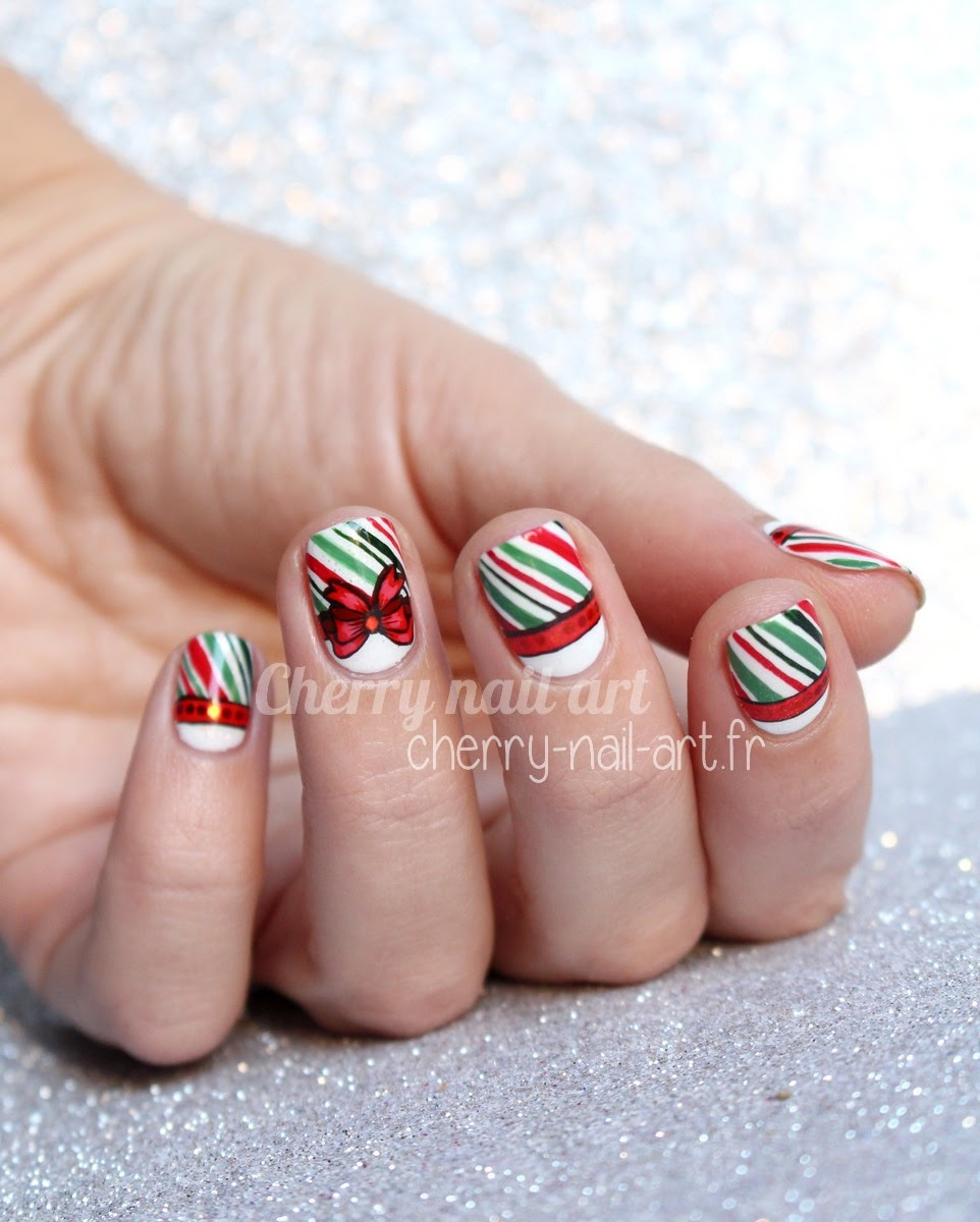 nail-art-noel-nouvel-an-noeud