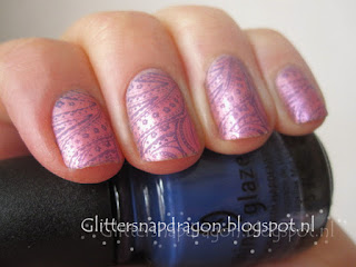 Nicole by OPI Pink-nic in the Parc