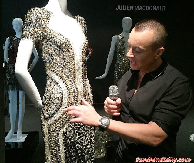 Julien Macdonald Retrospective Collection & Spring Summer 2016, Julien Macdonald, Julien Macdonald Retrospective Collection, Julien Macdonald Spring Summer 2016, A Journey Through Time IX, Starhill Gallery, Fashion Show, Fashion, Beyonce, Rihanna, Katy Perry, Taylor Swift, Kim Kardashian​