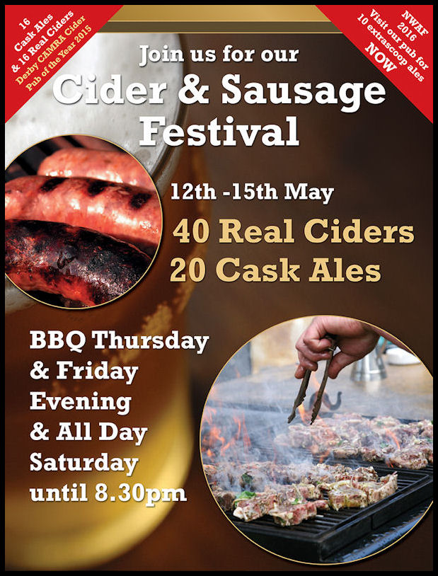 The Brunswick Cider & Sausage Festival 2016