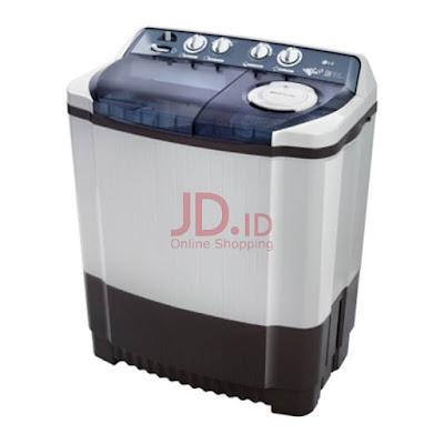 Mesin Cuci LG 2 Tabung – P905R