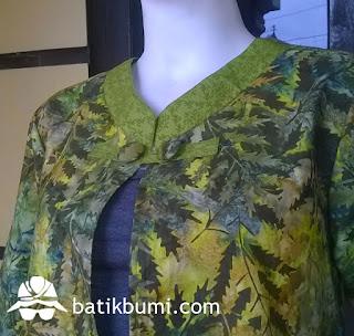 Batik Cap SMoke