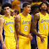 Expectations Exceeded: Eliminated Lakers Now Try to Finish the Season Strong