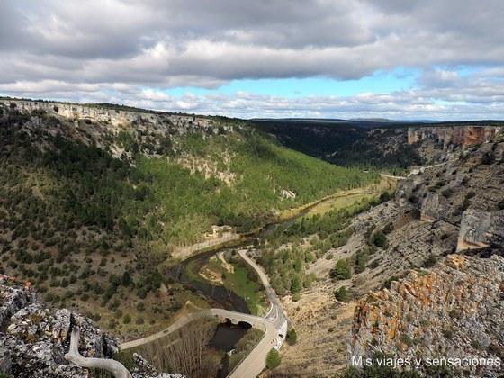 Mirador de la Galiana, Parque Natural del Cañón del río Lobos, Soria