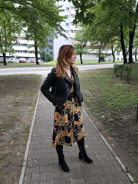 jesienny look