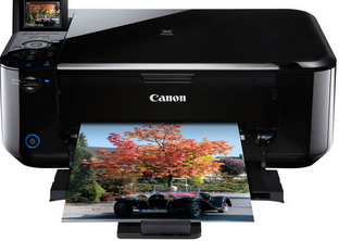 Canon PIXMA MG4160 Driver Printer & Manual Download Installation