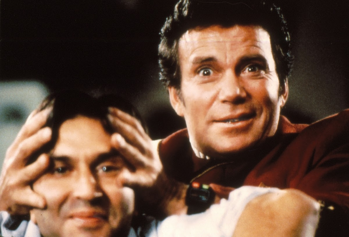 Shatner's Toupee: Star Trek II: The Wrath of Khan - a toupological analysis