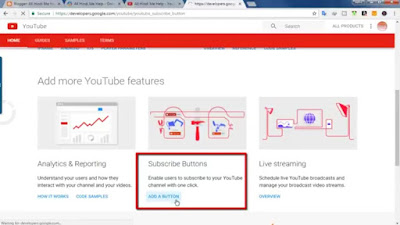 How to add Subscriber botton in blog,how to add botton,blogger subscriber botton,blog me youtube Subscriber botton kaise lagaye,youtube Subscriber botton in website,how to link youtube to blog,