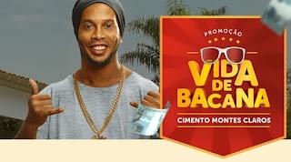 Cadastrar Promoção Vida de Bacana Com Ronaldinho Gaúcho