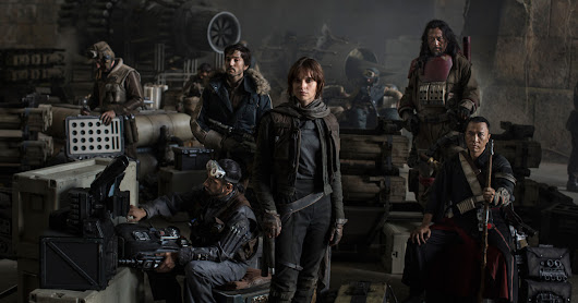 "Guy Smiley's Guts: Star Wars Geeks Rejoice: We Have The ""Rogue One"" Teaser"