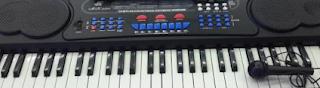 VCD Untuk Belajar Keyboard