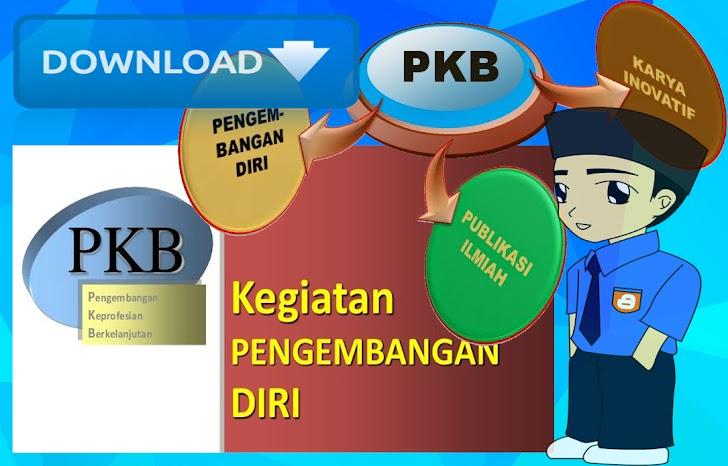 Contoh Laporan Pengembangan Diri (PKB) Kurikulum 2013 Terbaru