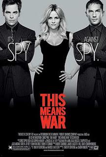 Sinopsis Film This Means War (2012)