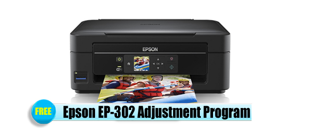 Epson EP-302 Adjustment Program