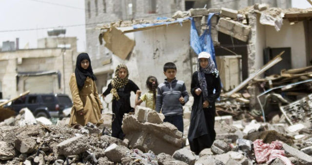 1 άμαχο κάθε 40 λεπτά κατάφερε να σκοτώνει η Σαουδική Αραβία, το σαββατοκύριακο στην Υεμένη