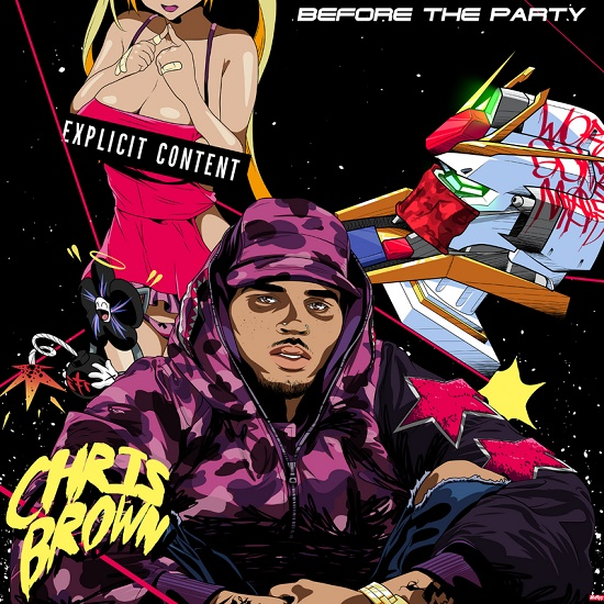 Mixtape: Chris Brown - Before The Party