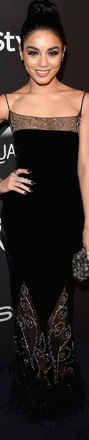 Vanessa Hudgens 2016 Golden Globes