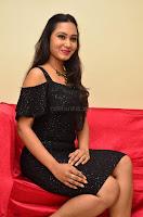 South Actress Amulya in short black dress at Kalamandir Foundation 7th anniversary Celebrations ~  Actress Galleries 041.JPG