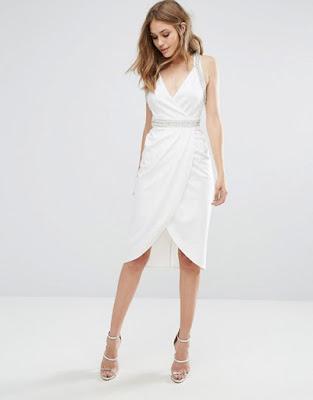 ideas de Vestidos de Blancos de Noche