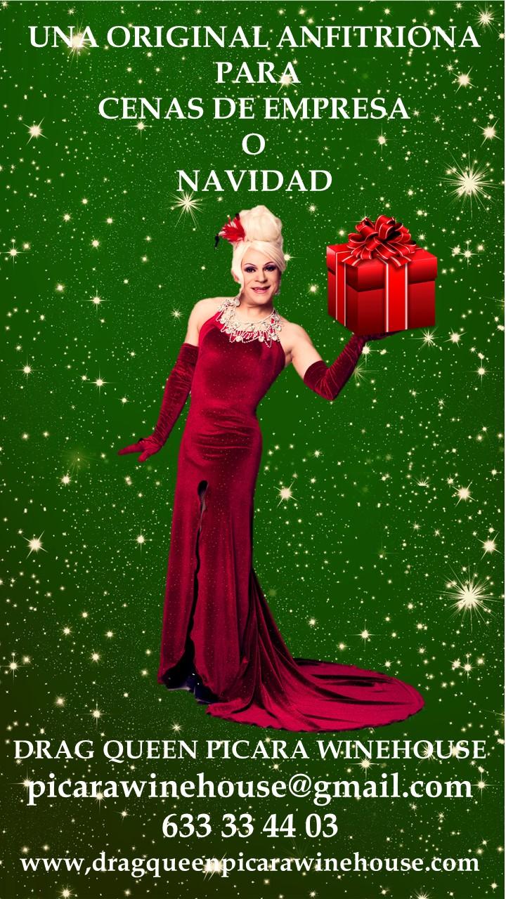 Espectaculos drag queen originales espect culos - Cenas de navidad originales ...