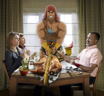 "Review of the TV show, ""Son of Zorn"""