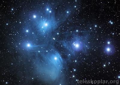 Yıldızlar arası uzay fotoğrafı