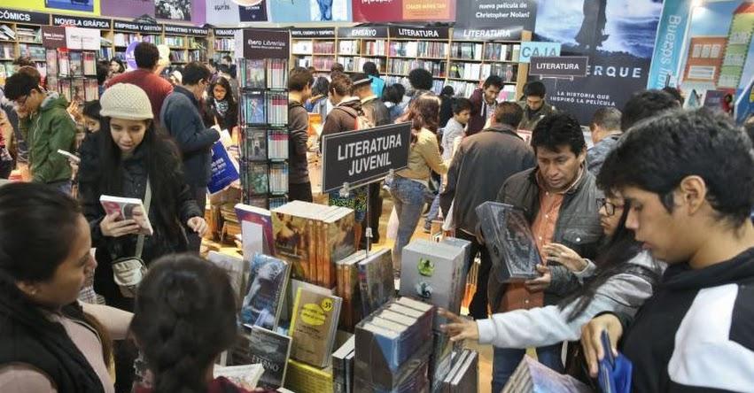 FIL Lima 2017: Feria Internacional del Libro tuvo récord de visitas - www.fillima.com.pe