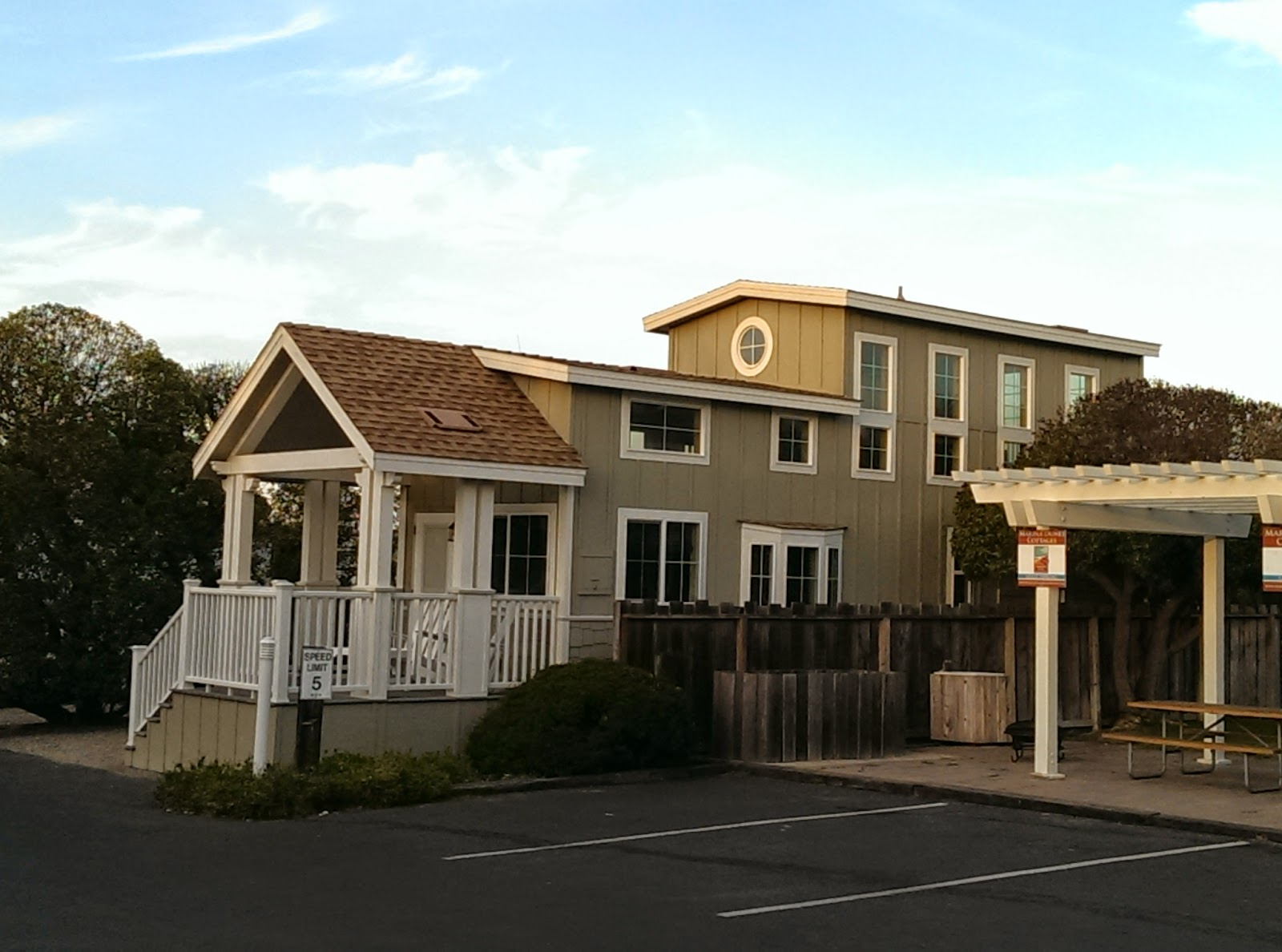 Monterey. Camping, RVing, Rentals, Marina Dunes