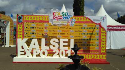 Ayo Ke Kalsel Expo 2017