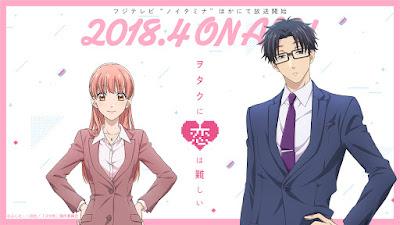 Ver Wotaku ni Koi wa Muzukashii Online
